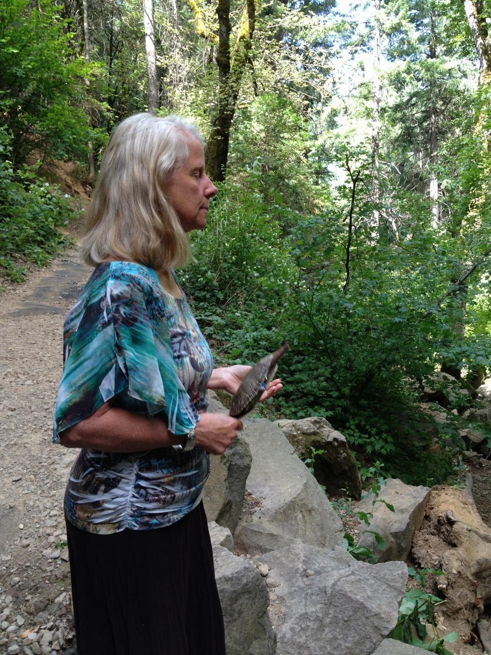 Mt Shasta Medicine Woman